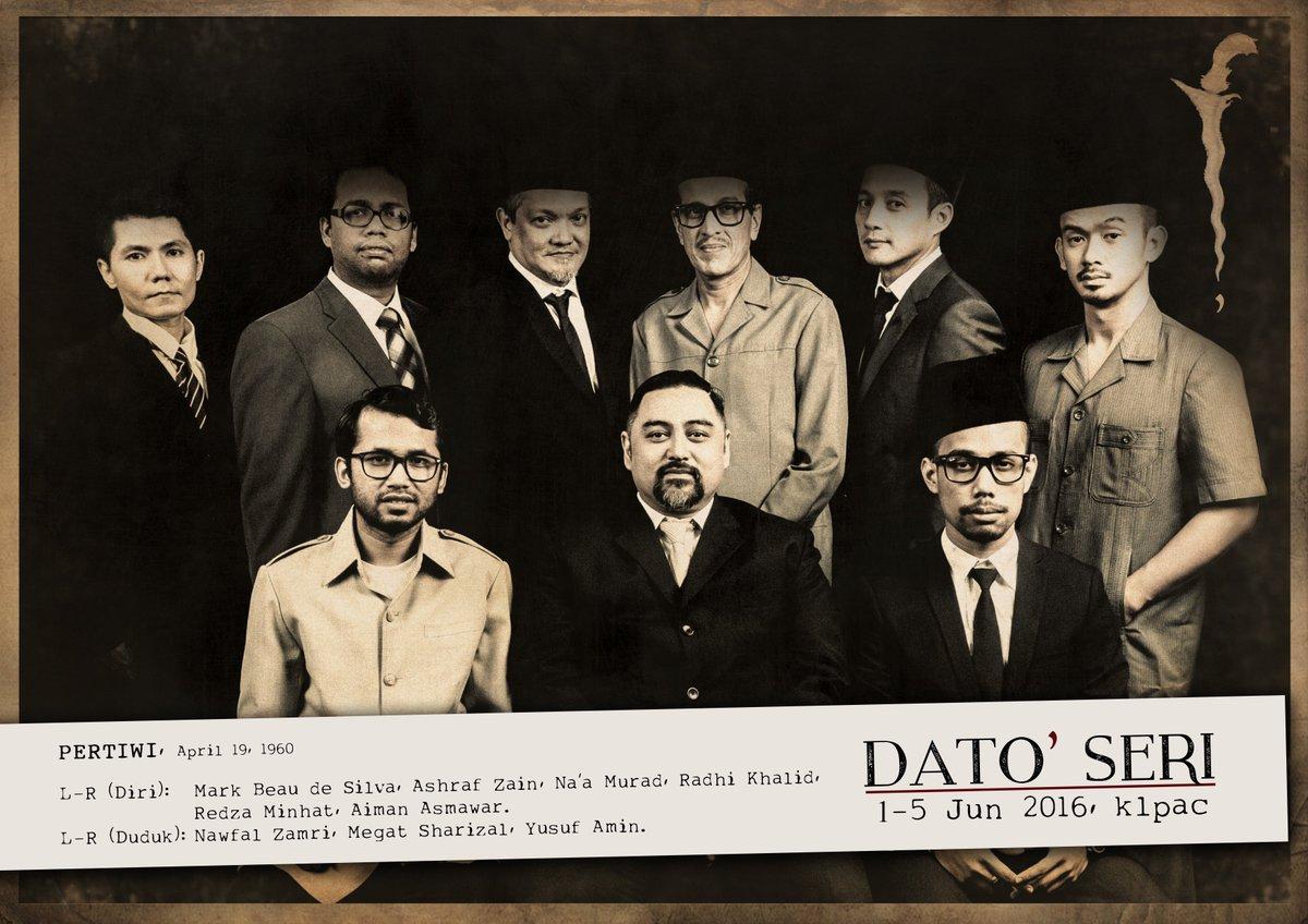 Lelaki-lelaki tampan dalam pementasan Dato' Seri, sebuah adaptasi Macbeth! #gilakuasa  Foto: MRBAR Photo Works https://t.co/Rz2eRF6JN9