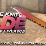 Follow + RT to enter our very first giveaway. Winner will be picked June 1st along with our new CSGO team. https://t.co/ps34EgOuFK