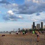 #Volleyball season is the best season #Chicago #beach @ChooseChicago https://t.co/e4Wt3E2LFi