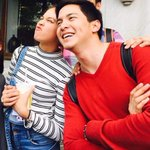 That moment when youre trying to smile but that sadness in your eyes betrays you ????❤ ©A.Delacruz • #ALDUBGrazieCOMO https://t.co/sAwj4EOflK