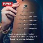 #EstuproNuncaMais #MachistasNãoPassarão https://t.co/ElHosJGD9w