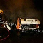 Población Vicente Pérez Rosales 5 Poniente con calle Los Corregidores fuego en vehículo, trabajó @Cuartachillan https://t.co/TfqsLfEzzr