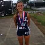 Congrats to Victoria Simmons who finished 8th in  3200 and made All - State @SiegelTrack @SiegelHighStars @Kreager https://t.co/gWf0bYWdx9
