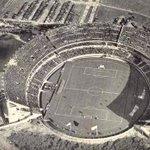 """Un dia como hoy el 26 de Mayo de 1938 Peñarol enfrentaba a RiverPlate en la inauguración del Monumental de Núñez.""""! https://t.co/1qXOaVrR86"""