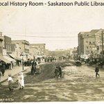 Saskatoon is 110 today. #yxe #birthday https://t.co/teaiKKj18Z