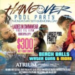 #HangoverPoolParty Memorial Day 5479 Memorial Day Drive Stone Mountain, GA Biggest pool party of the summer https://t.co/5AjeYyS9uW