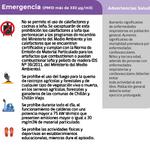Declaración de condición de emergencia para las comunas de  Chillan, Chillan Viejo para el 27/05/2016 https://t.co/ZlOzxYqaP5