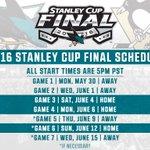Bring on the @penguins! #StanleyCup https://t.co/EGthjGyE6s