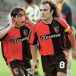 Un dia como hoy de 2001, Newells le ganaba a Central en Arroyito 2 a 1 con goles de Pavlovich y Saldaña. https://t.co/LXRANUSvxG