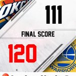 NBA UPDATE: @warriors extend the series to Game 6. @StephenCurry30 with 31 pts 7 reb 6 ast https://t.co/PDDPtwg44O