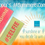 Oops error! Comment with your choice of #sunshine or #selfie to win a towel #FridayFeeling #bankholidayweekend https://t.co/1Br0xzKhCA