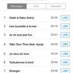 Je laiiiii!! Allez vite découvrir lalbum de mon @AlbanBartoli !! Bravo et merveilleuse route! ❤️???? https://t.co/lSXSRHF9vj