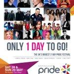 WERE BUZZING! ???? Our BIGGEST @BirminghamPride EVER starts TOMORROW! TICKETS: https://t.co/RcVIvpmQ7j #Pride20 ???? ???? ???? https://t.co/44gFLFerLZ