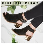 #FreebieFriday FOLLOW & RT for a chance to win this lovely pair of SOLE sandals. Good luck! https://t.co/vBbqgdFBfW https://t.co/oOdTmBd8ng