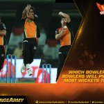 We have a top bowling attack. Which bowlers will be take the most wickets today? #SRH #OrangeArmy #OrangeVoice https://t.co/a2dfTkPyDa