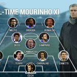Its official! José Mourinho is Manchester United's new Manager; is this his hallmark XI? https://t.co/cbo3dzbD0f https://t.co/AywdrYEBeT