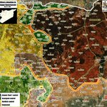 NEW MAP: #ISIS captured several villages in N- #Aleppo Governorate and isolated strategic town of #Marea. #Syria https://t.co/V8gnW3xrbp