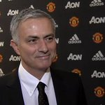 See Mourinhos first interview as #mufc manager on #MUTVHD from 12:00 BST (UK/IRE). #WelcomeJose https://t.co/lRbrk2vFiV