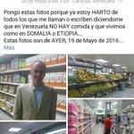 Un bilbaíno que vive en Venezuela nos muestra su realidad https://t.co/cpVaDDIHjN