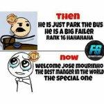 #SuaraBolaneters Cuman nanya, jangan marah: Apa kabar fans MU yg pernah dulu nyinyir Mourinho formasi parkir bus? https://t.co/arllpJ4qEQ