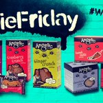 Make your Friday even brighter! Enter our #FreebieFriday, RT & follow for your chance to #WIN cookies. @Coeliac_UK https://t.co/CLNdsKT4jS