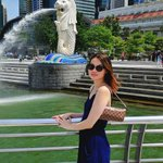 #Merlion by @afineleo - Here #kitty kitty #merlion #merlionpark #singapore #singapore https://t.co/8ZqytP9OLq