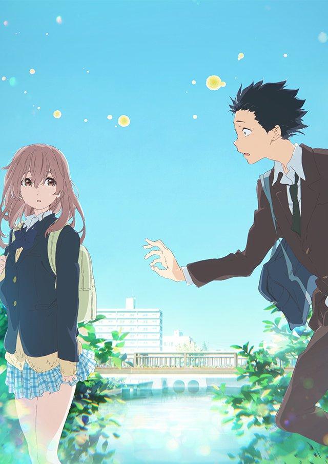 劇場アニメ『聲の形』キャストが発表!