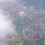 RT @Rebel731: #London from the air ! #LoveLondon https://t.co/Ig1MG2PNds