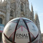 ¡Buenos días! ???? ¡Milán nos espera! ⚽???????????? #APorLaUndecima #HalaMadrid https://t.co/o3Kz9T7fCg