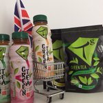 Enjoy #FridayFeeling everyday with 1 of 5 #Fridayfreebie Tg #greentea gifts to be won today. RT for a chance to win. https://t.co/qLjgFSonNN