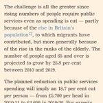 Public services: the problem is money, not migrants - https://t.co/fi1x3RJMd9 https://t.co/1eUZ0BGcLA
