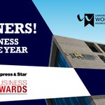Were Business of the Year! Congratulations to everyone involved in this fantastic achievement! #ESBA16 https://t.co/Ss3le2HyxQ
