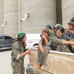 The YPJ Warriors of Kurdistan are on the forefront of the Northern Raqqa campaign against ISIS. https://t.co/kLWTmszMgX