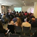 Lleno #Diatic16 para hablar de #SmartHealth innovación salud @DiaTIC @coitimur #Murcia @PacoAbrilR @encarna_guillen https://t.co/GhgyOERQ5v