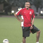 Football: Sundram appointed Singapore national coach on a one-year contract https://t.co/rSbRNAICqN https://t.co/O7o0FlFJLb