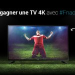#FnacEnvoieDu4K Follow + RT pour tenter de gagner cette belle TV @SamsungFR 4K 121 cm ! https://t.co/3HdcP7NBsy 🎁 📺 https://t.co/BYTXtwv6KZ
