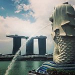 #Merlion by @jameson747 - ❤️Singapore #merlion #marinabaysands #singapore #singapore https://t.co/mU17miYcPN