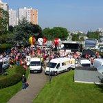 Cest pas la foule au rassemblement de la CGT devant le tribunal de Bobigny #AirFrance https://t.co/dcBIBxDrBF