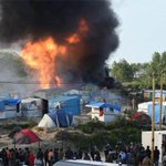 Mass violence and brutal stabbings as 200 Afghan and Sudan migrants rampage in Calais https://t.co/zH29vBgQeE https://t.co/MIQMcXe6rx