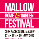 Morning #Cork! Were en route to #Mallow for the Home and Garden festival! Come and say hi!! https://t.co/1HdluryFKQ