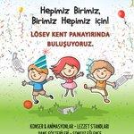 #Antalya yarın saat 13te buluşmak üzere! #HepimizBirimizİçin https://t.co/TGu1qpusA4