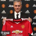 BREAKING: @ManUtd confirm Jose Mourinho as manager. https://t.co/B0izAFPL4C