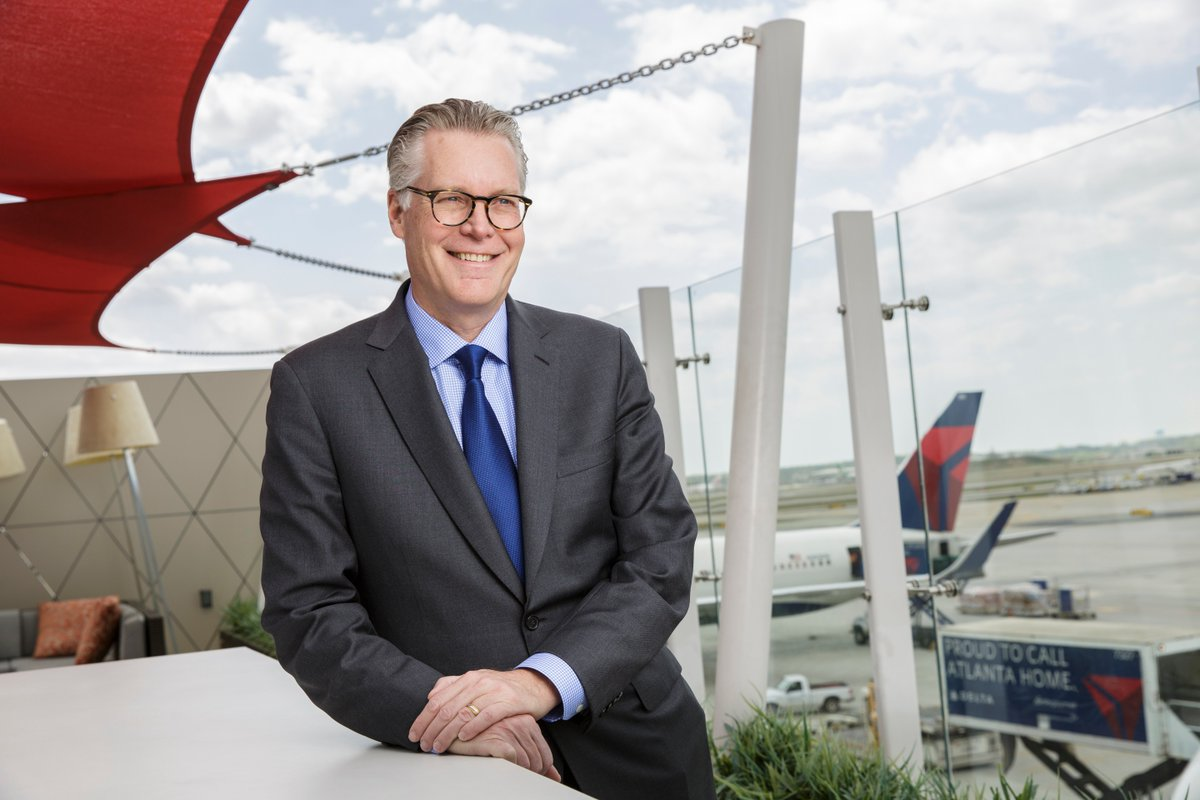 Ed Bastian joins @LinkedIn Influencers, recounts first days as @Delta CEO | Delta News Hub