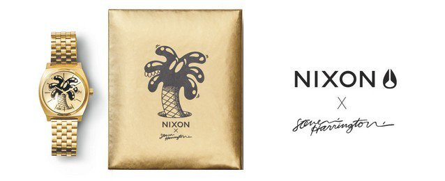 Nixon x Steven Harrington Capsule Collection https://t.co/m9UNT5VzmQ #watch #watches #steveharrington @Nixon_Now https://t.co/IIdYKWcHB1