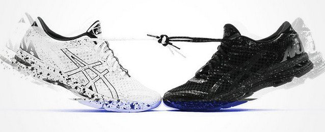 ASICS Presents the White Noise Collection https://t.co/YGxFCpSD7W #sneakers #running #footwear @ASICSFrance https://t.co/dJ514LROk8