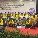#UI @Univ_Indonesia #beritaUI UI Raih Predikat Juara Umum 2 pada Ajang ON MIPA-PT 2016 https://t.co/RrcmYJeYVc… https://t.co/9eqxnEETnN