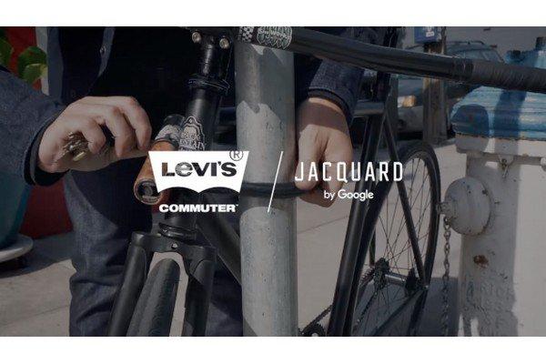 Levi's x Google Jacquard Commuter Trucker Jacket https://t.co/Z8Tjy3FBlZ #google #levis #jaquardproject https://t.co/MnSTdxIc9S