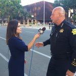 """Fresno PD Chief Dyer on organizers: """"Violence will not be tolerated."""" 100+ officers briefed  @ABC30 #Trump2016 https://t.co/30Pb88PgDm"""