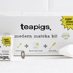 Weve got 5 #matcha kits up for grabs! For your chance to #win one, simply RT & follow by 5pm today! #fridayfeeling https://t.co/TEoA6KPAEE