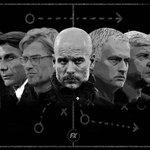 #SekilasBolanet Pelatih EPL 2016/17:  Mourinho Guardiola Klopp Wenger Conte Pochettino Ranieri  MEGAH. https://t.co/pQyn0P0rGr